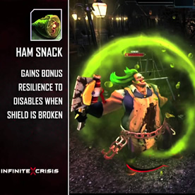 Infinite Crisis Screenshot 4