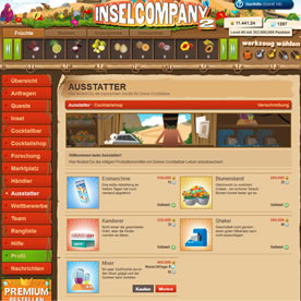 InselCompany Screenshot 3