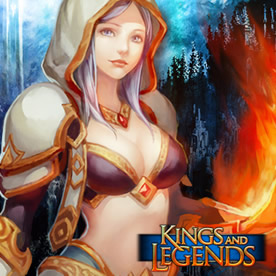 Kings and Legends Screenshot 1