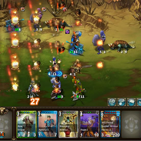 Kings and Legends Screenshot 2