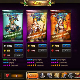 Kings and Legends Screenshot 3