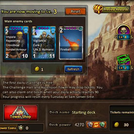 Kings and Legends Screenshot 4