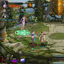 League of Angels Screenshot 4