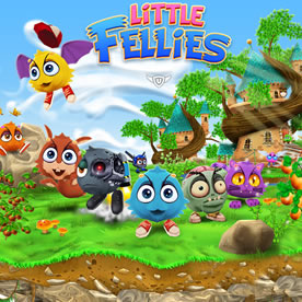 Little Fellies Screenshot 1