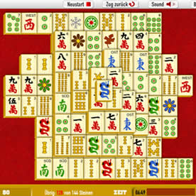 Mahjong Screenshot 2