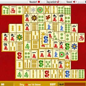 mahjong brettspiel