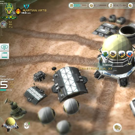 Mars Tomorrow Screenshot 2