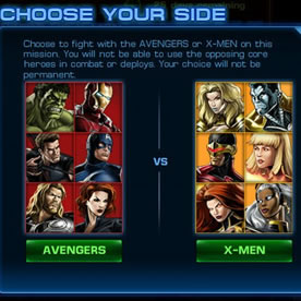 Marvel Avengers Alliance Screenshot 3