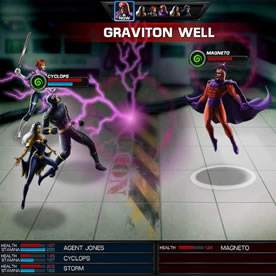Marvel Avengers Alliance Screenshot 4