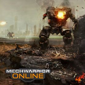 MechWarrior Online Screenshot 1