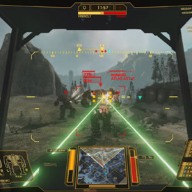 MechWarrior Online Screenshot 2