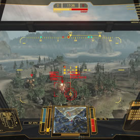 MechWarrior Online Screenshot 3