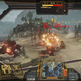 MechWarrior Online Screenshot 4