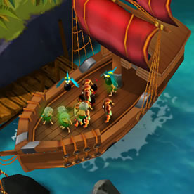 Monkey Bay Screenshot 4
