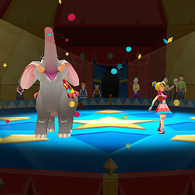 My Free Circus Screenshot 2