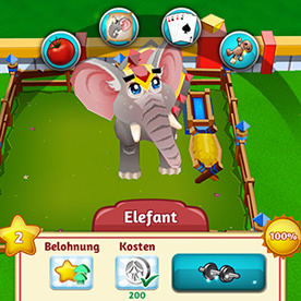 My Free Circus Screenshot 3