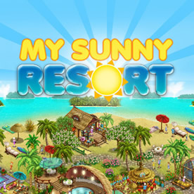 My Sunny Resort Screenshot 1