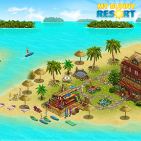My Sunny Resort Screenshot 3
