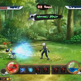Naruto Saga Screenshot 2