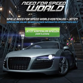 Need for Speed World Screenshot 1