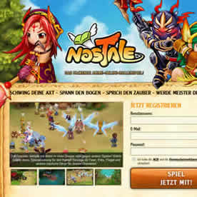 NosTale Screenshot 1