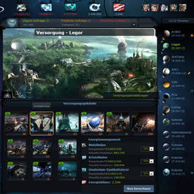 Ogame Screenshot 3