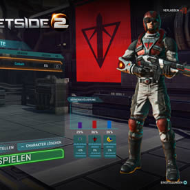Planetside 2 Screenshot 2