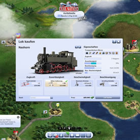 Rail Nation Screenshot 3