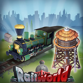 Rail World Screenshot 1