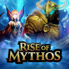 Rise of Mythos Screenshot 1