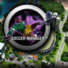 Soccer Manager Screenshot 1