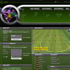 Soccer Manager Screenshot 2