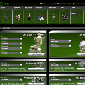 Soccer Manager Screenshot 3
