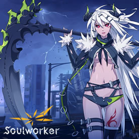 SoulWorker Screenshot 1