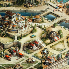 Sparta: War of Empires Screenshot 3