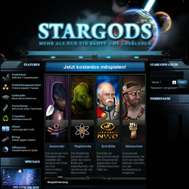 Stargods Screenshot 1