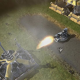 Steel Legions Screenshot 3