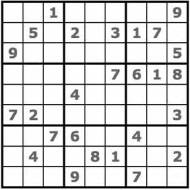 Aldi SГјd Spiele Sudoku