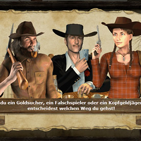 The West Screenshot 4