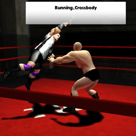 The Wrestling Game Screenshot 4