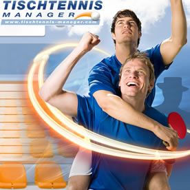 Tischtennis Manager Screenshot 1