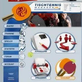Tischtennis Manager Screenshot 4