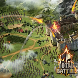 Total Battle Screenshot 1