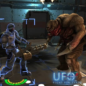 Ufo Online Screenshot 1