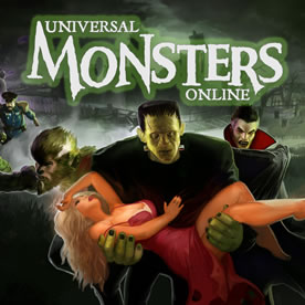 Universal Monsters Online Screenshot 1
