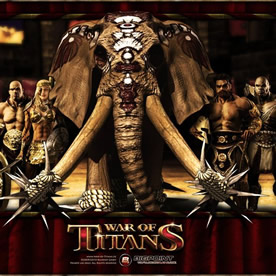 War of Titans Screenshot 1