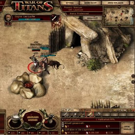 War of Titans Screenshot 3