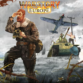 Warstory Europe Screenshot 1
