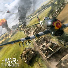 War Thunder Screenshot 1