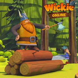 Wickie Online Screenshot 1